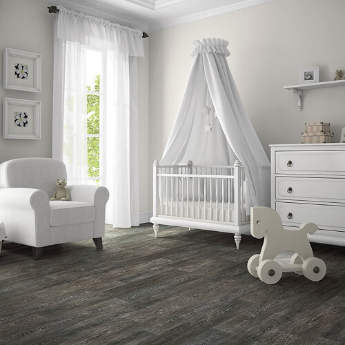 Baby room interior | Floors by Roberts