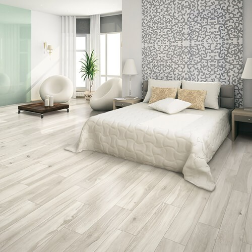 Master bedroom interior | Floors by Roberts