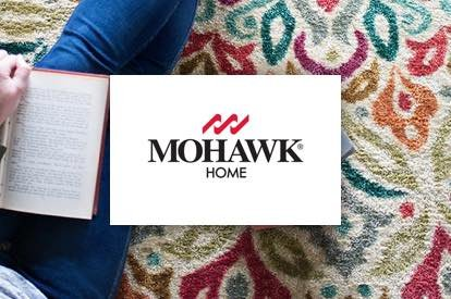 Mohawk home logo | Floors by Roberts