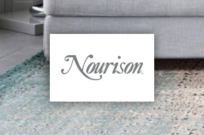 Nourison logo | Floors by Roberts