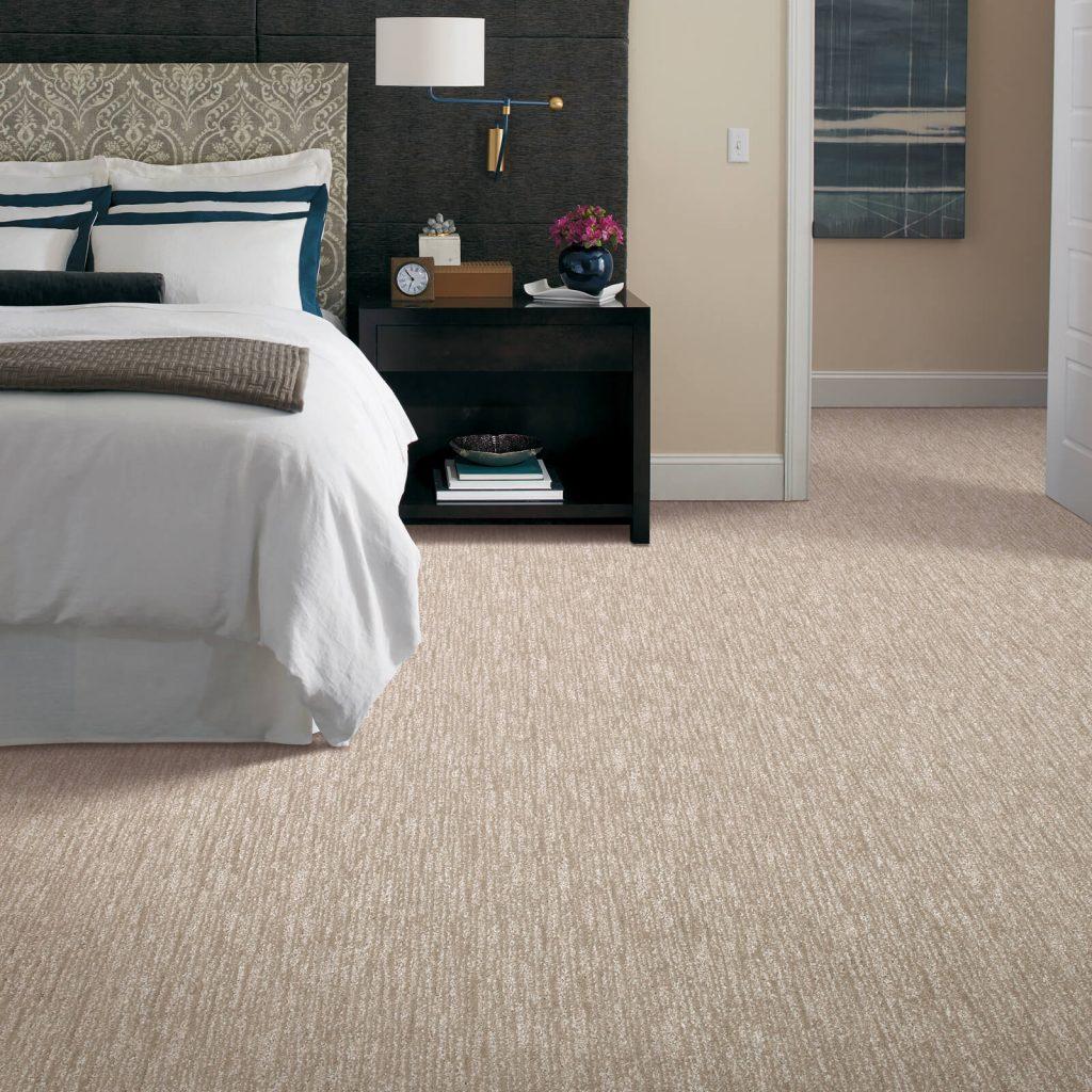 New carpet in bedroom | Floors by Roberts