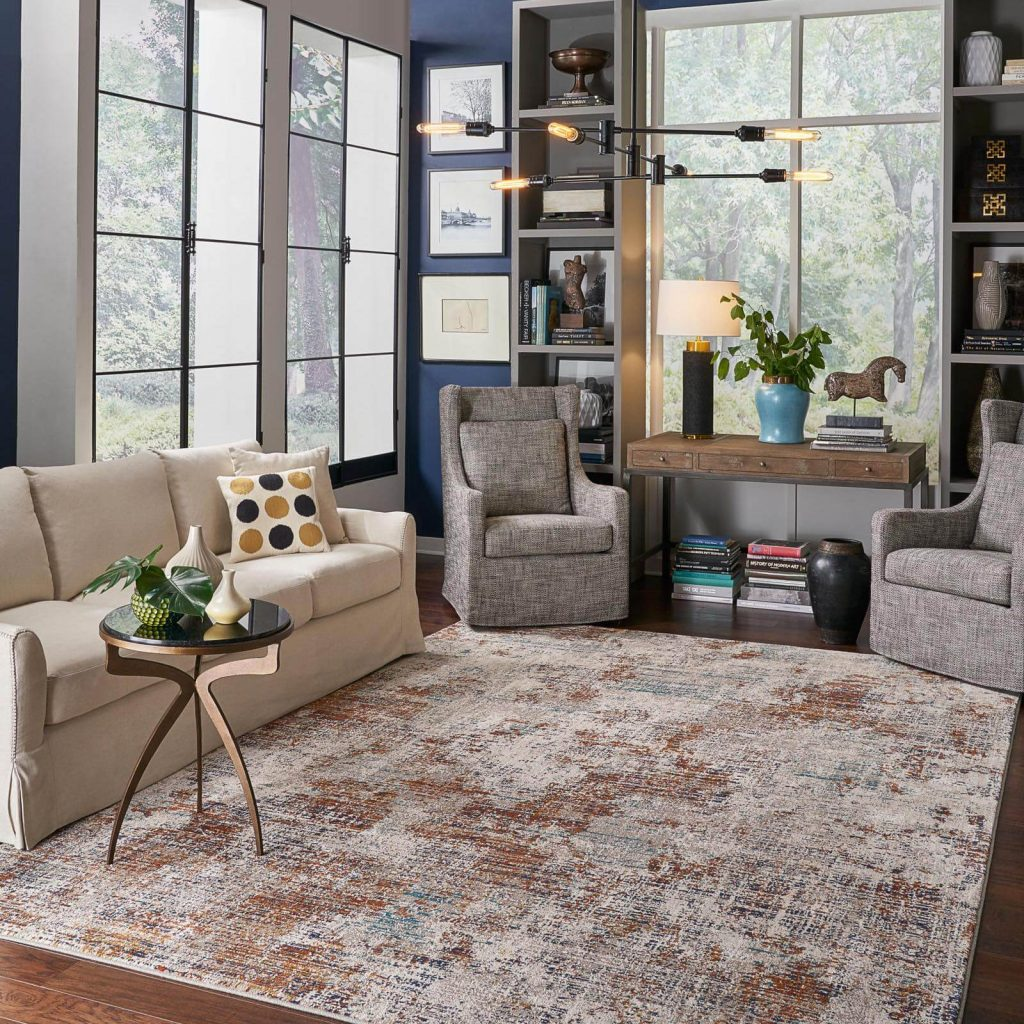 Choosing the Right Size Area Rug | Floors by Roberts