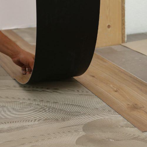 Luxury Vinyl Installation | Floors by Roberts